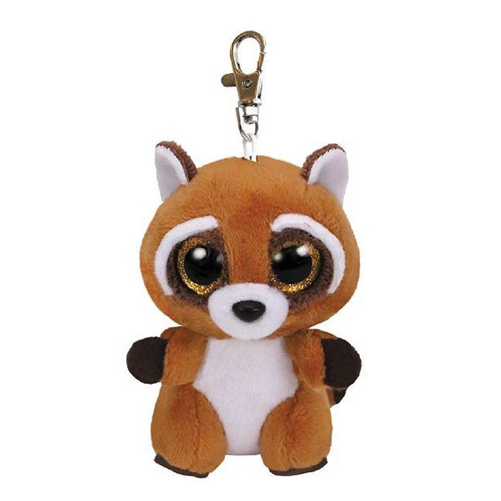 TY Beanie Boo Clip Rus Knuffel 8.5 cm