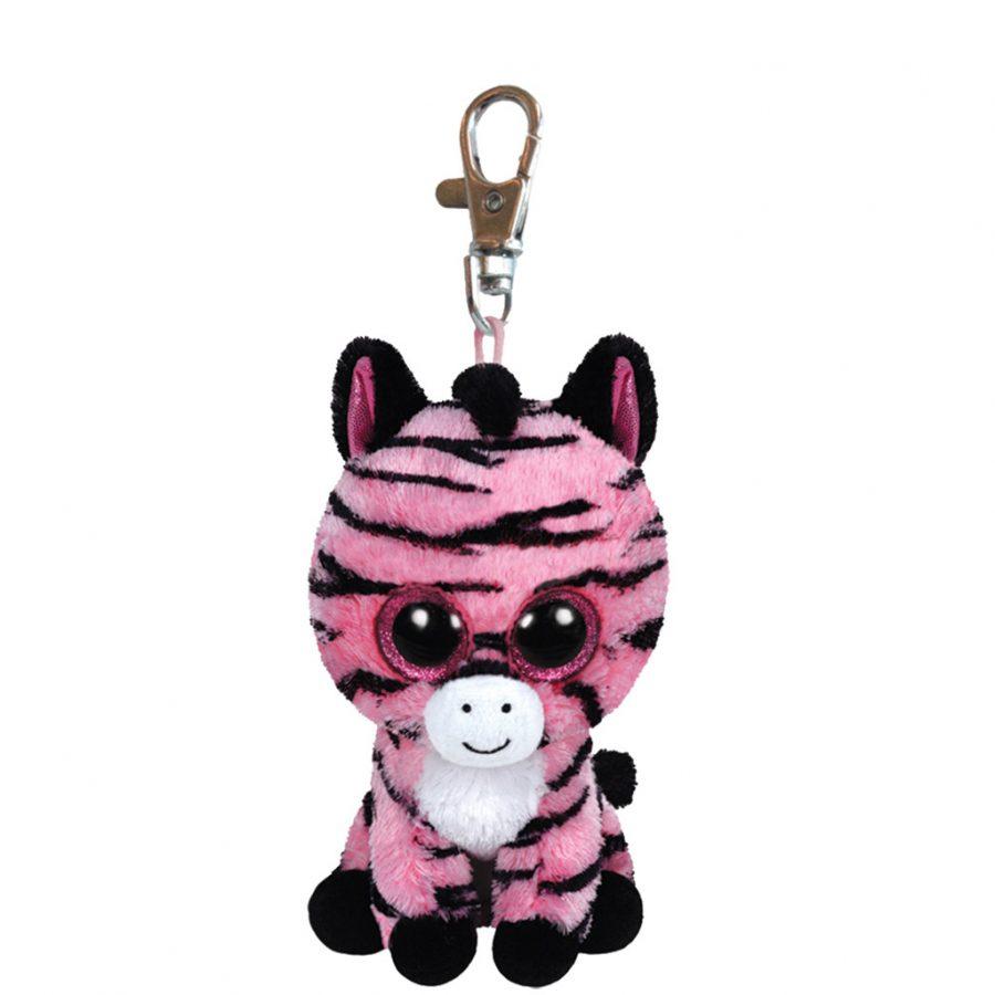 TY Beanie Boo Clip Zoey Zebra Knuffel