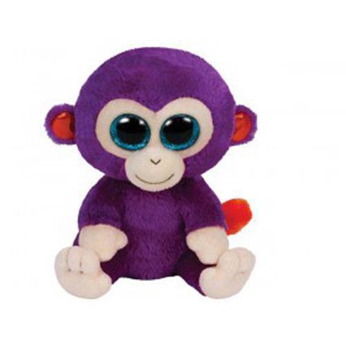 TY Beanie Boo Grapes Aap Knuffel 15cm