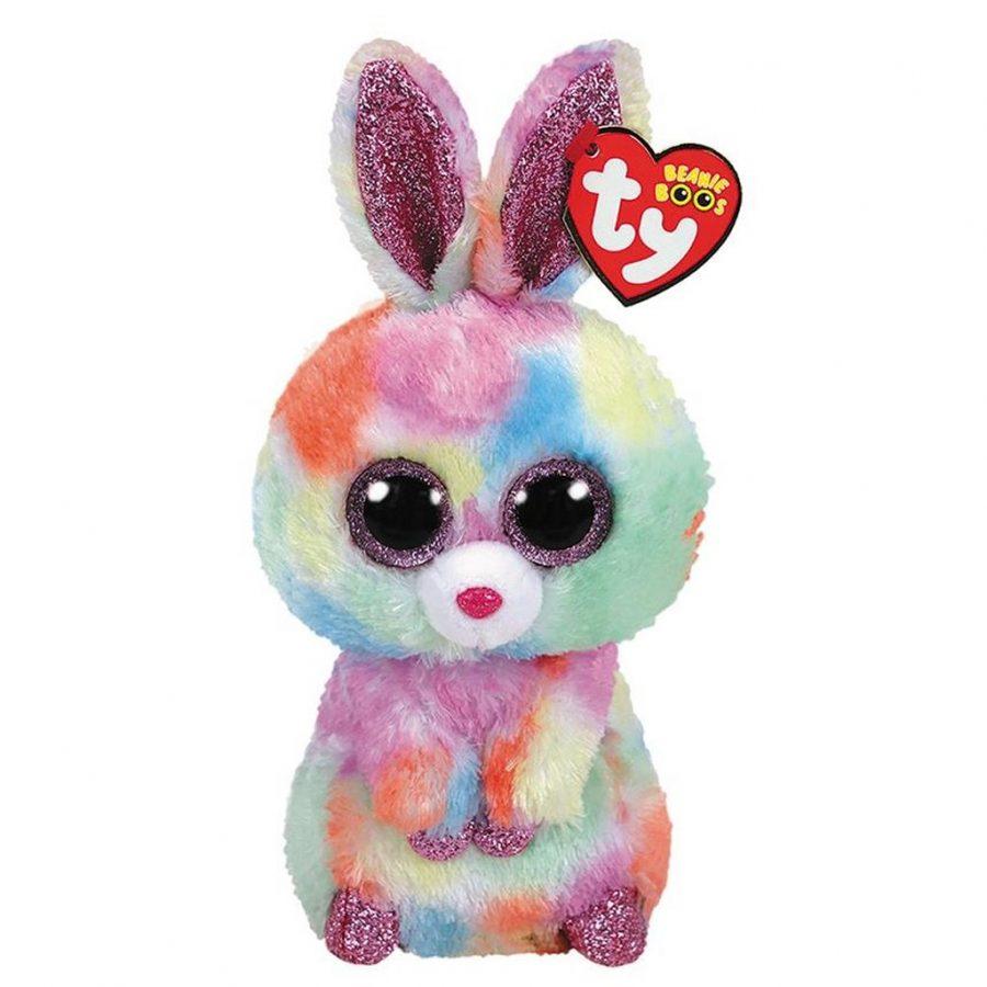 TY Beanie Boo's Knuffel Konijn Bloomy 15 cm
