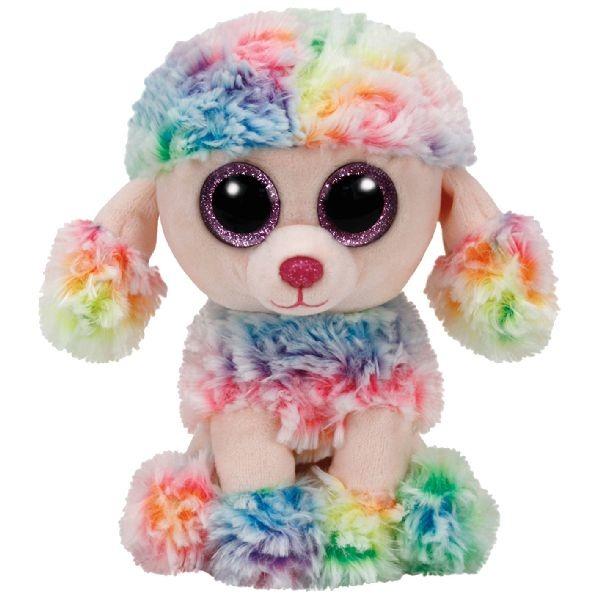 TY Beanie Boo's Rainbow Knuffel 15cm
