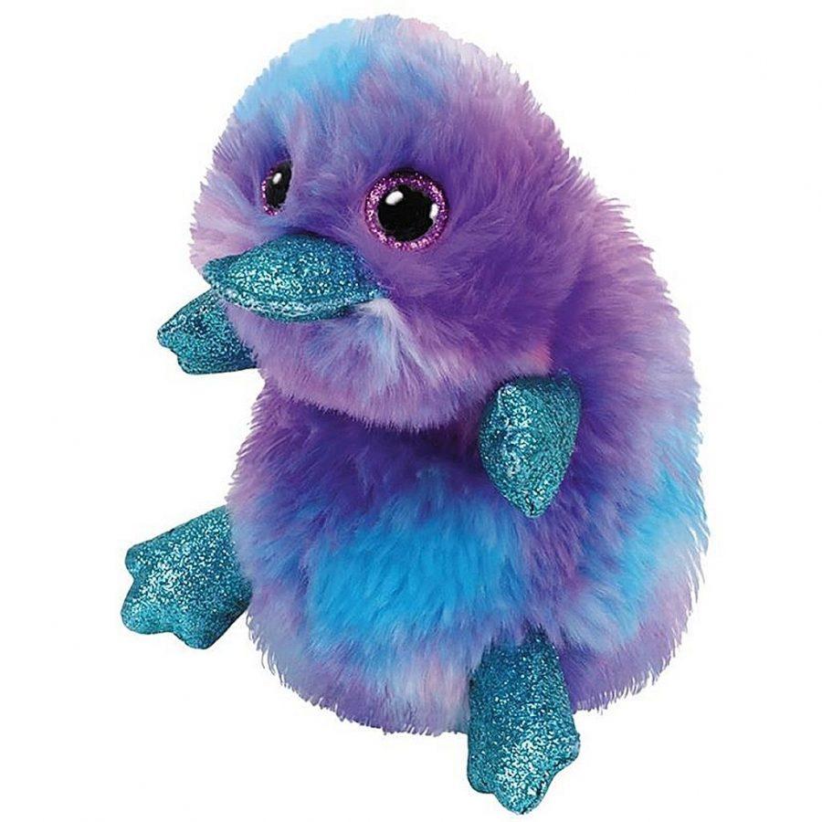 TY Beanie Boo's Vogelbekdier Knuffel Zappy 15 cm