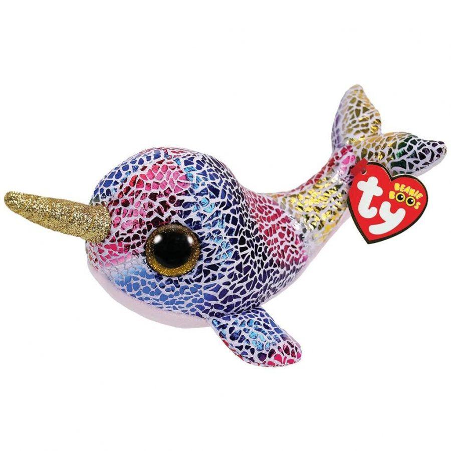 TY Beanie Boo's Dolfijnen Knuffel Nova 15 cm