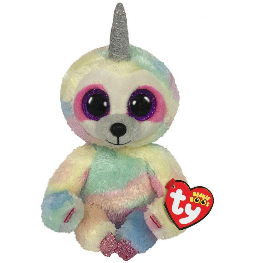 TY Beanie Boo's Luiaard Knuffel Cooper 15 cm