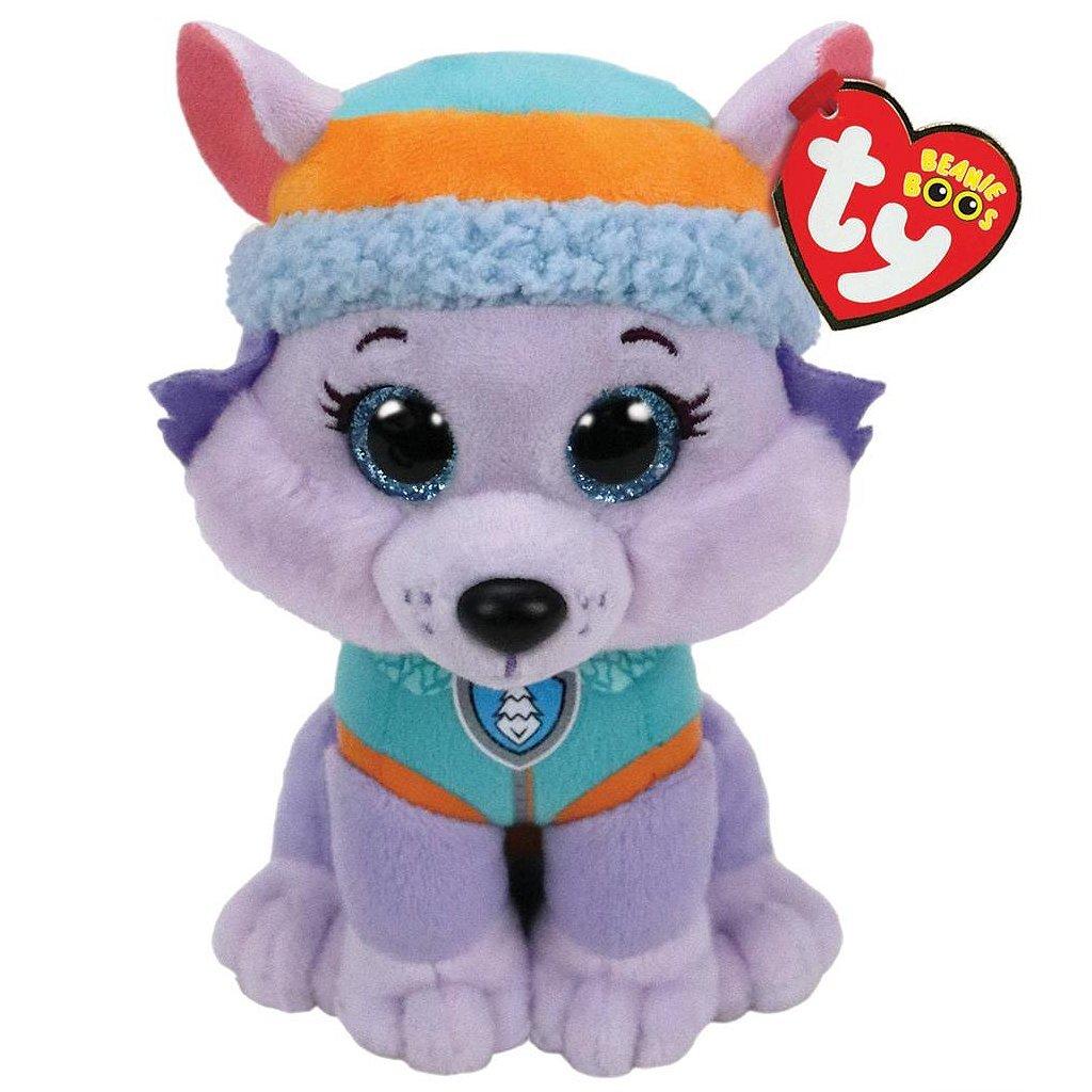 TY Beanie Boo's Paw Patrol Knuffel Everest 15 cm