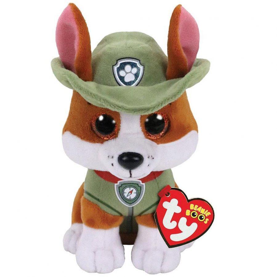 TY Beanie Boo's Paw Patrol Knuffel Tracker 15 cm