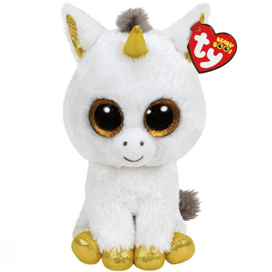 TY Beanie Boo's XL Eenhoorn Knuffel Pegasus 42 cm