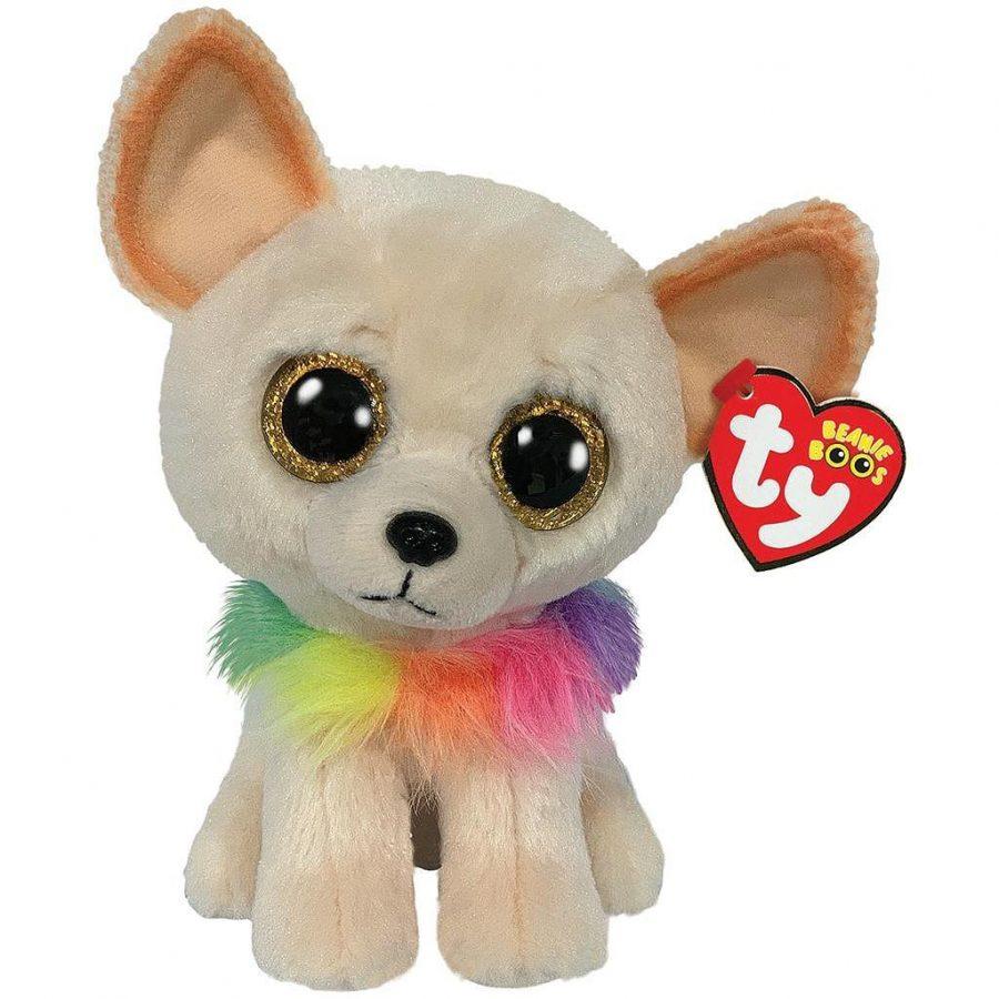 TY Beanie Boo's Chihuahua Knuffel Chewey 15 cm