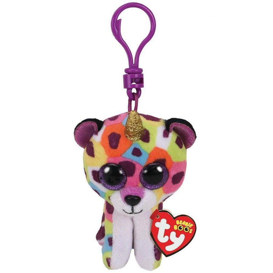 TY Beanie Boo's Clip Luipaarden Knuffel Giselle
