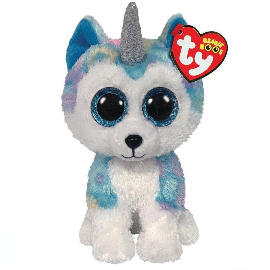 TY Beanie Boo's Husky Knufel Helena 15 cm