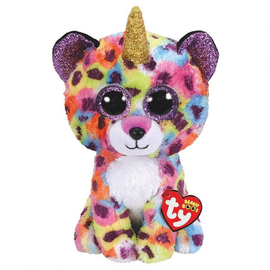 TY Beanie Boo's Luipaarden Knuffel Giselle 24 cm